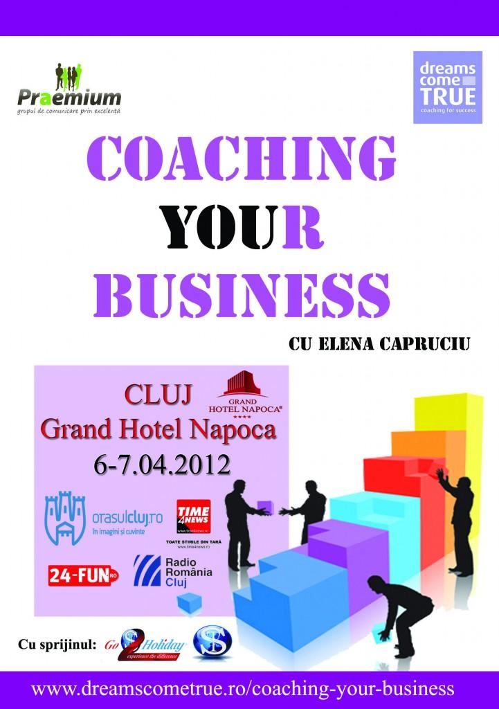 Coaching your Business_editie_Cluj_2011